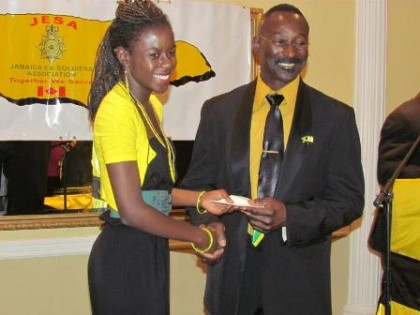 Bursary Recipient 2013 01